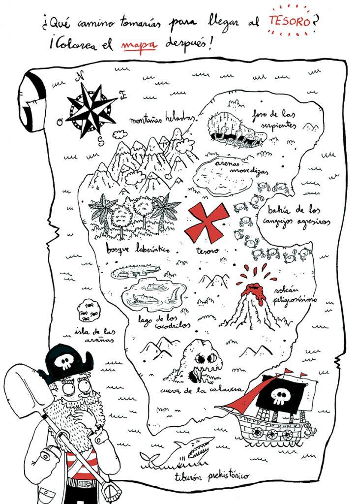 04 - Colorea el mapa