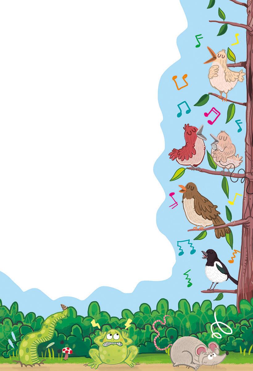 Pájaroscantando